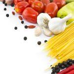 Spaghetti con zucchine e bacche di Goji