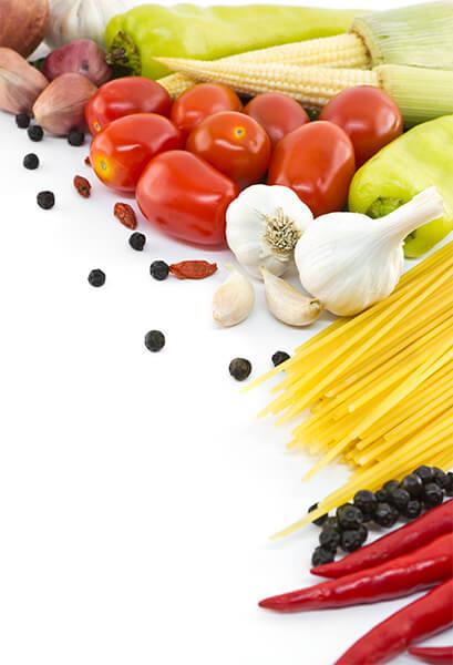 spaghetti pomodori e bacche di goji